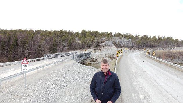 Fremskrittspartiet har ambisjoner om et realt samferdselsløft i Finnmark
