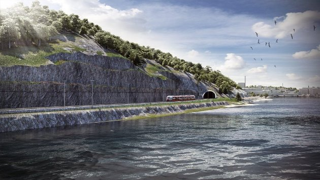 Mossingene forstår at ikke Høyre & co kan trylle frem en tunnel hvis det er umulig. Men la oss se hva som er mulig – for byens beste, skriver Eirik Stridsklev Nilsen.