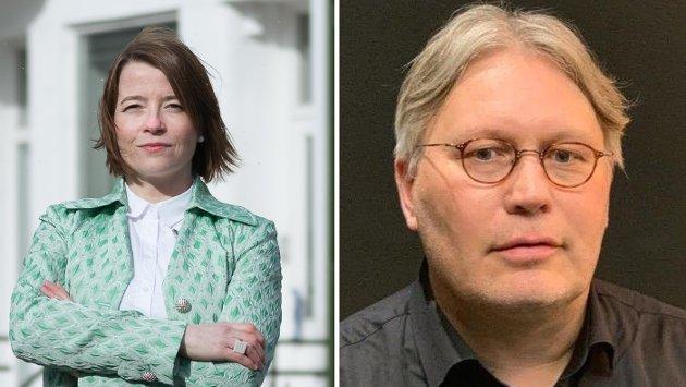 – I motsetning til Skjalg Fjellheim mener MDG at det er på tide å gjøre det politikere er ment å gjøre: styre landet ansvarlig på vegne av folket, skriver Kriss Rokkan Iversen (MDG).