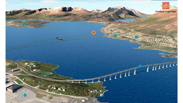 Hvis ny bru til Kvaløya ikke blir noe av, så kan man sikker politisk si at dette er staten si skyld. Jeg tror imidlertid det er bedre å peke på en alternativ løsning og stille spørsmålet: Hva kan vi få gjort med 1,5 milliarder kroner, når vi ikke får bygge ny bru til Kvaløya? skriver Per Hareide.