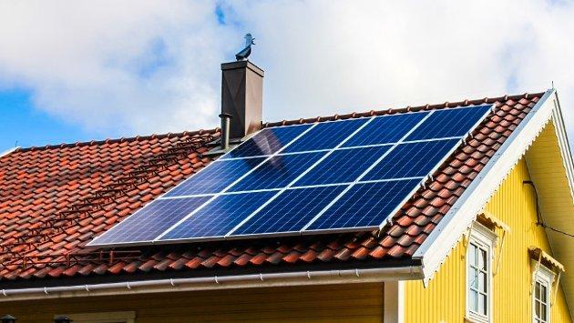 Solstrøm er lønnsomt - også i Norge