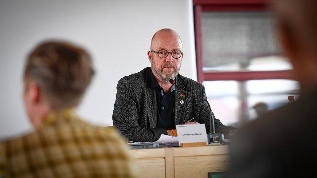 Ordfører Geir Waage og Rana kommune får 21,5 millioner kroner etter at Helgeland Kraft, som de er største eier i, solgte sine aksjer i Helgeland Invest.