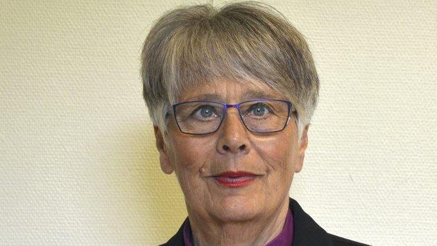 Biskop Solveig Fiske tar et oppgjør med hatmeldingene.