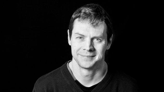 Gaute Freng, ansvarlig redaktør Ringsaker Blad.