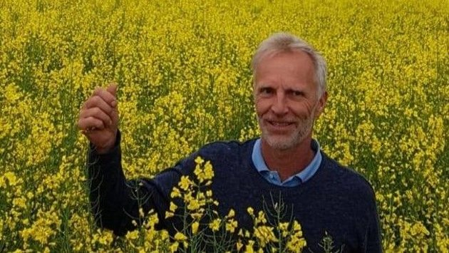 Terje G. Romsaas, styremedlem med ansvar for jordvernsaker i Akershus Bondelag