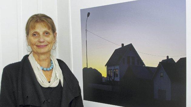 Billedkunstner Trine Kolstad Vegem.