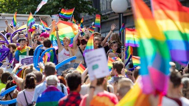 Human-Etisk Forbund Møre og Romsdal oppfordrer kommunene i Møre og Romsdal til å vise tydelig støtte til årets Pride.