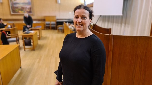 Berit Tønnesen gleder seg over at lisenspartene i Linnorm har besluttet å bygge ut feltet.