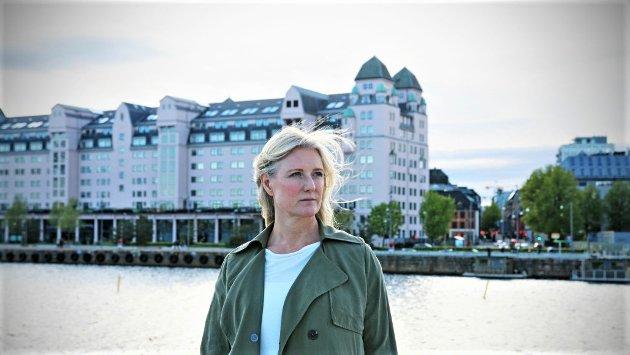 Gunhild Alvik Nyborg fortjener å bli hedret for måten hun gikk ut på i mars 2020, mener Knut-S. Sørbø. (Foto: Silje Lunde Krosby, TV 2)