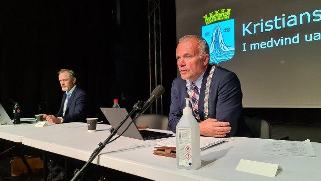 Det blå og grønne skiftet gir oss store muligheter til vekst og utvikling for næringslivet. Da kan det ikke være slik at mangel på kraft reduserer denne muligheten, skriver Kjell Neergaard, ordfører i Kristiansund og leder i Nordmøre IPR.