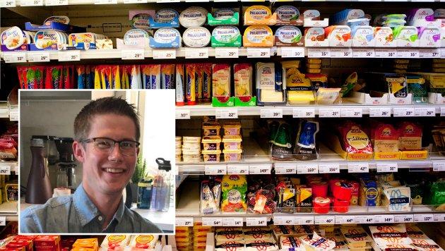 MAT: Vi i Oppland Bygdeungdomslag oppfordrer alle norske forbrukere til å handle varer fra uavhengige merker, og ikke butikkenes egne merkevarer, skriver Magnus Gravseth Morken.