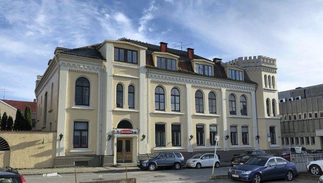 HÅPER PÅ STØTE: Terje Vidar Høvik håper haldenserne møter opp utenfor rådhuset onsdag 1. februar for å vise at de vil bevare Samfundet.