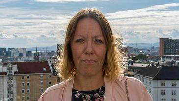 Anna-Sabina Soggiu, Sosionom og phd-stipendiat i psykisk helse og rus