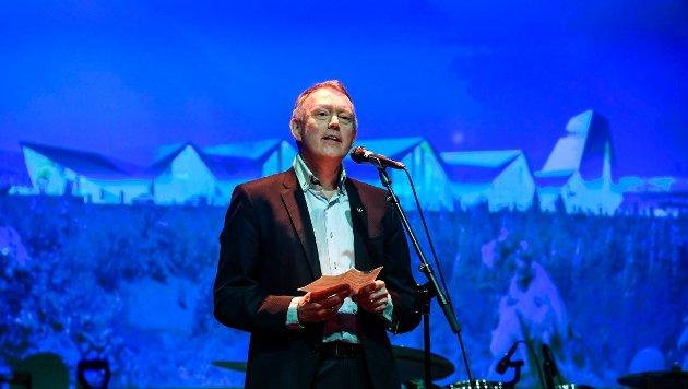 Administrerende direktør i Polarsirkelen lufthavnutvikling, Henrik Johansen, har fått stor interesse for leverandørkonferansen i Oslo.