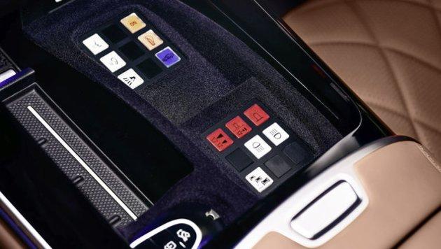Bredt utvalg av ulike panikk-knapper.