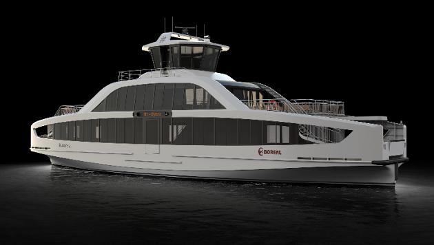 Slik vil øybåtene se ut fra 1. november 2021.