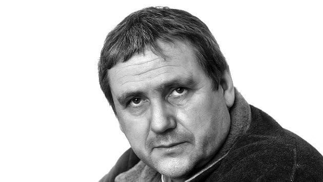 Journalist Johnny Helgesen