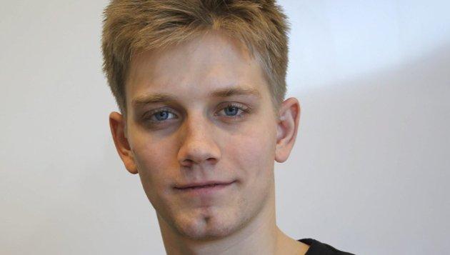 Kristoffer Westergaard ung@h-avis.no