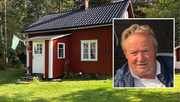 Typisk for fritidsbolig i Sverige , 90 prosent ligger i grisgrendte strøk.