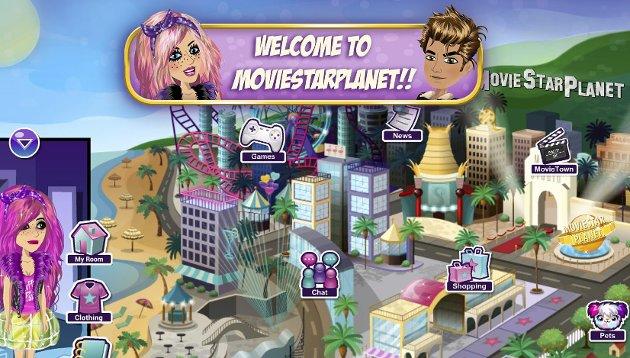 Populært spill: MovieStarPlanet gir trening i et språk knyttet til det å være rik, berømt og opptatt av film og mote. – Hvordan kan vi som voksne lære barn å være kritisk til disse tekstene og samtidig anerkjenne deres behov for å lære nye ting og dyrke de sosiale sidene, spør kronikkforfatteren.
