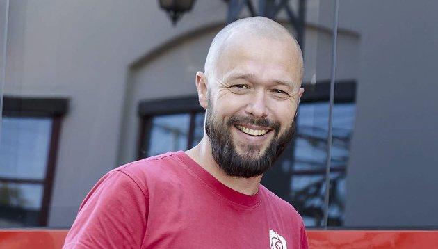 Arve Sigmundstad er gruppeleder i Halden Arbeiderparti.