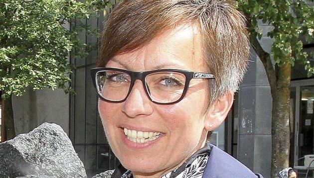 LIKESTILLING:Hanne Tollerud (Ap), ordfører i Moss, mener likestilling er et spørsmål om rettferdighet.