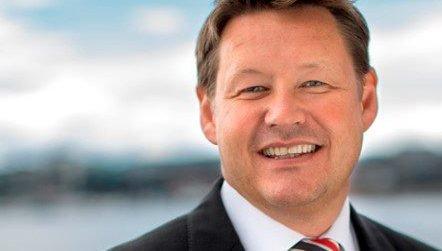 Lars Birger Salvesen (Krf). Fylkesvaraordfører Akershus