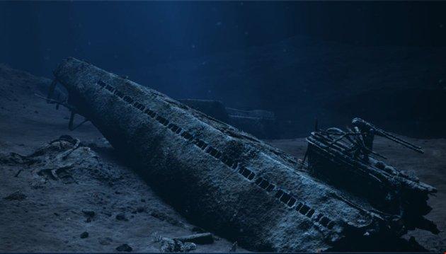 Einar Ebbesen meiner ubåten U-864 utanfor Fedje har blitt ein statleg farse.