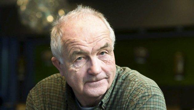 Martin Lindal, leder i Naturvernforbundet Buskerud.