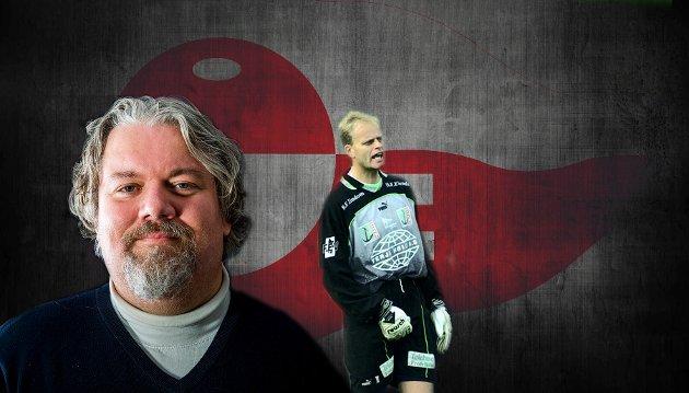 Erik Johansen håper Arendal får en like dårlig opplevelse som lagets målvaktstrener, Thomas Gill, da han spilte sin første kamp for FFK.