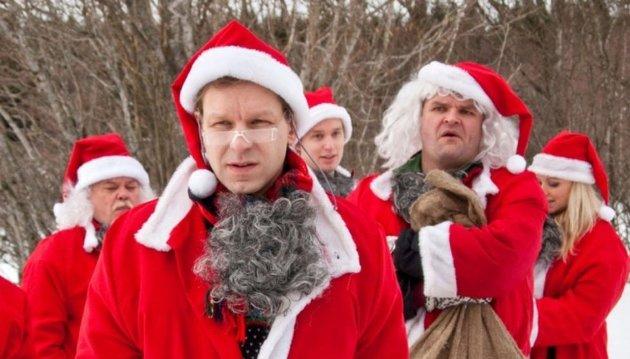 BORTE: «Nissene over skog og hei» med blant annet Espen Eckbo og Atle Antonsen er ikke lenger å finne på Dplay eller vanlig TV.