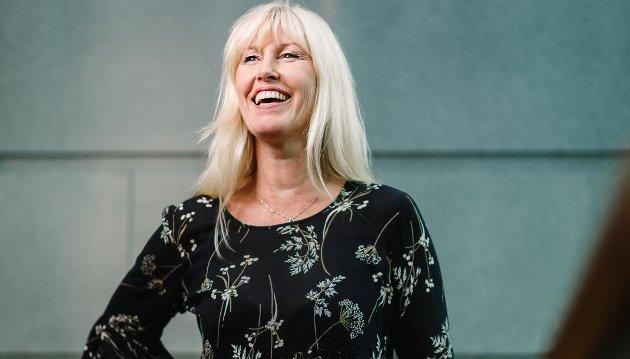 OPTIMIST: Kristin Saga, NHO-direktør.