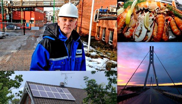 Østfoldfortrinn: Unger-direktør Per Ivar Ruud representerer kompetansen i prosessindustrien. Her er videre satsing på vei mot lavutslippssamfunnet og sanselige goder innen mat og natur.