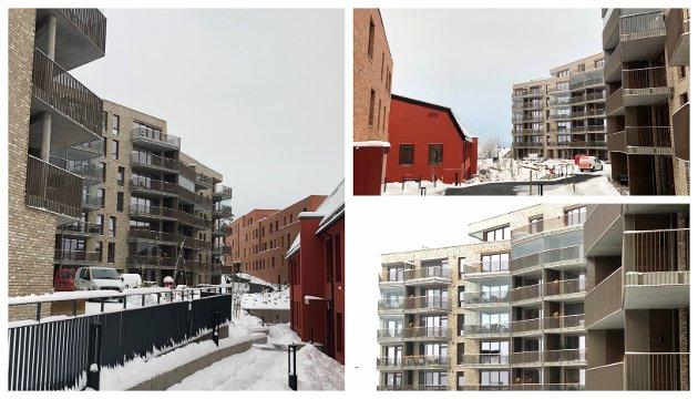 LILLEHAMMER: Målsetning for byutviklingen virker klar! Hvorfor kan vi likevel risikere at det fortsatt blir godkjent prosjekter som er overdimensjonerte og som estetisk sett er klare brudd på «byens egenart», spør Stein Vegard Øyer, arkitekt MNAL, Lillehammer.
