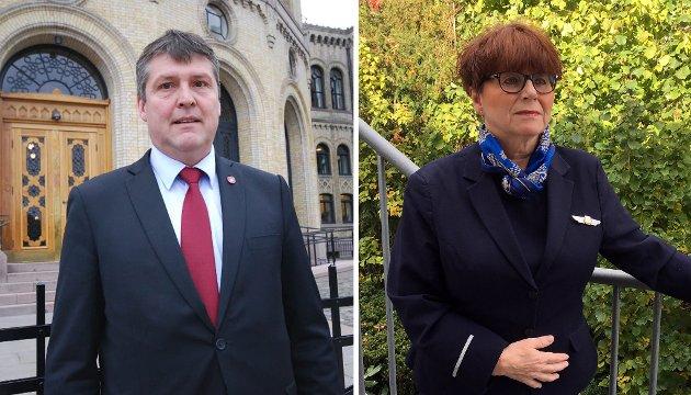 Bengt Rune Strifeldt svarer SAS-ansatt Marit Hansen i den pågående debatten om straffeskjerpelser for pendlere.