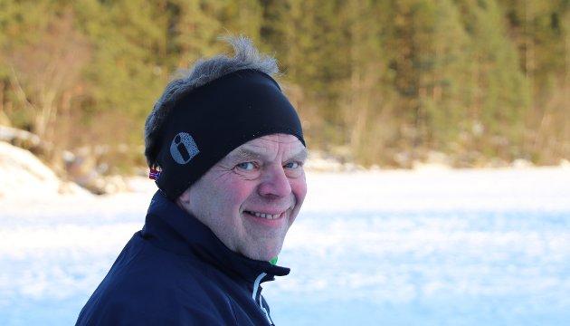 KRF: Arild Melberg er leder i Strand KrF. Arkivfoto