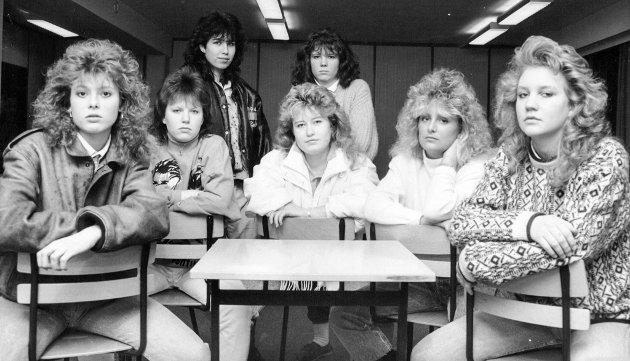 Førde handelsskule, 1988. – Vi føler oss lurt! var tittelen i Firda.