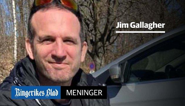 TEST: – Alle hjem bør egentlig utstyres med en viss mengde hjemmetestere, skriver Jim Gallagher.
