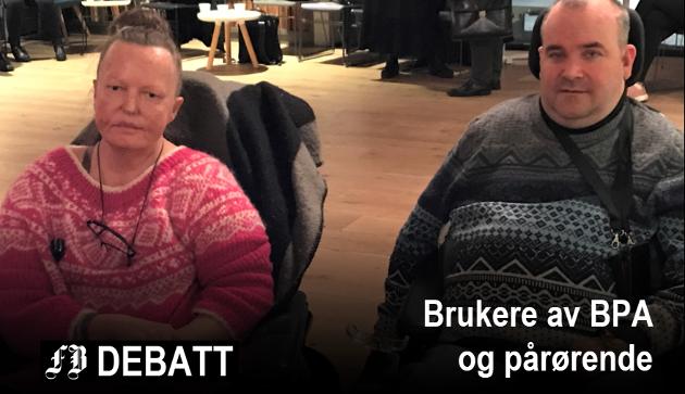 Maria Hagen og Terje Pedersen er to av 11 som har undertegnet oppfordringen til Fredrikstads politikere.