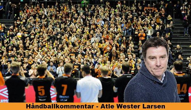 DØENDE ELITEKLUBB: Halden Topphåndball har bragt stolthet til en hel idrettsby og representerer byen ute i Europa. Uten hall er klubben døende. Er politikerne faktisk klar over alvoret, spør HAs sportsleder Atle Wester Larsen.