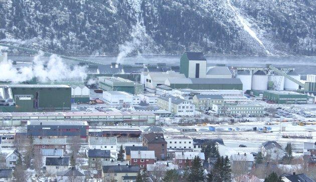 Ressurser: – SV ønsker at en samlet region i større grad skal forvalte egne ressurser, skriver Marius Meisfjord Jøsevold. Illustrasjonsfoto: Jon Steinar Linga