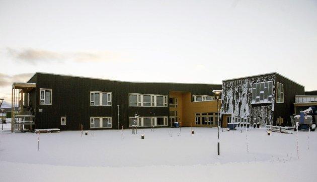 ØKONOMI: Skribenten tar opp utfordringer knyttet til Fjellfolkets hus i Hattfjelldal. Foto: Mona Vik Larsen