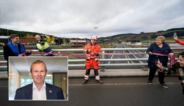 VEG: At to statlige byggherrer konkurrerer om å redusere kostnadene og gi mer for pengene, er et tegn på at konkurranse virker, skriver Finn Aasmund Hobbesland, direktør for planlegging og drift i Nye Veier.