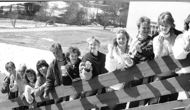 Lunner Ungdomsskole 13.05.88