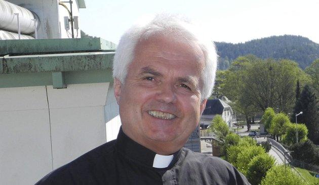 KRITISK: Sogneprest Jan Boye Lystad.