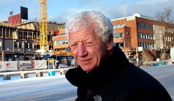 UTVIKLING: - Da er det kanskje bra å ha noen områder med positiv utvikling? Tydeligvis ikke, i Innlandet bør det gå like dårlig for alle, skriver Hamar-ordfører Einar Busterud.