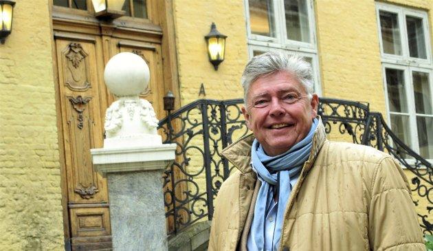 Ole Rikard Høisæther skriver om trafikksikkerhet.