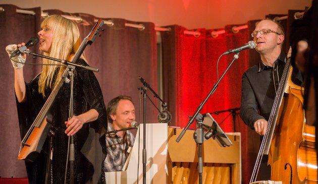 Bakeribyggfestivalen 2016. Fredag med Paulin Voss band.