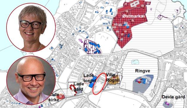 Til bygningsrådet: Si nei til disse høydene. Ta politisk ansvar. Nå er det sannelig nok, skriver Berit Høyem og Ivar Sognli.