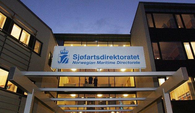 STYRKE: Flyttingen av Sjøfartsdirektoratet fra Oslo til Haugesund har styrket både byen og landsdelen.Arkivfoto: Alf-Robert Sommerbakk